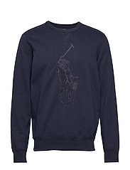 Big Pony Sweatshirt - AVIATOR NAVY/TONA