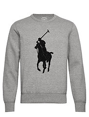 Big Pony Sweatshirt - BATTALION GREY HT