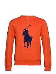Big Pony Sweatshirt - COLLEGE ORANGE