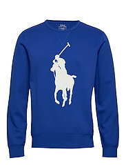 Big Pony Sweatshirt - PACIFIC ROYAL/C82