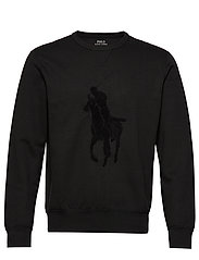 Big Pony Sweatshirt - POLO BLACK