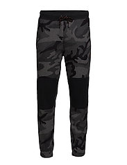 PANTM7-ATHLETIC-PANT - RL CHARCOAL CAMO