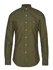 SL BD PPC SP-LONG SLEEVE-SPORT SHIRT - COMPANY OLIVE