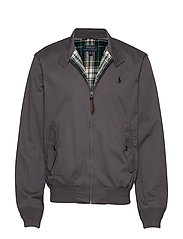 Cotton Twill Jacket - COMBAT GREY