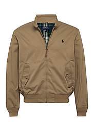 Cotton Twill Jacket - LUXURY TAN