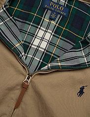 Polo Ralph Lauren - Cotton Twill Jacket - light jackets - luxury tan - 3