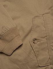 Polo Ralph Lauren - Cotton Twill Jacket - light jackets - luxury tan - 4