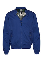 Cotton Twill Jacket - SISTINE BLUE
