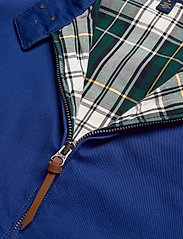 Polo Ralph Lauren - Cotton Twill Jacket - kurtki-wiosenne - sistine blue - 3