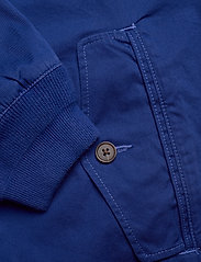 Polo Ralph Lauren - Cotton Twill Jacket - kurtki-wiosenne - sistine blue - 4