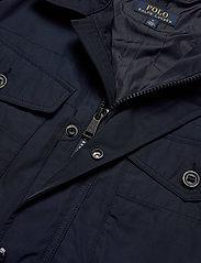 Polo Ralph Lauren - Four-Pocket Oxford Jacket - light jackets - aviator navy - 4