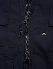 Polo Ralph Lauren - Four-Pocket Oxford Jacket - light jackets - aviator navy - 6