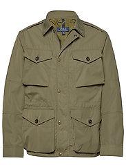 Four-Pocket Oxford Jacket - EXPEDITION OLIVE
