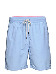 5½-Inch Traveler Swim Trunk - BABY BLUE