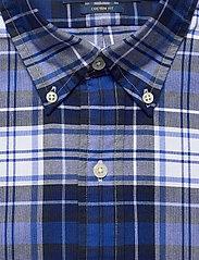 Polo Ralph Lauren - Custom Fit Striped Shirt - oxford shirts - 4336 blue/white m - 3