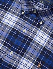 Polo Ralph Lauren - Custom Fit Striped Shirt - oxford shirts - 4336 blue/white m - 2