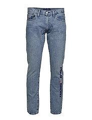 Varick Slim Straight Jean - LEIGHTONS