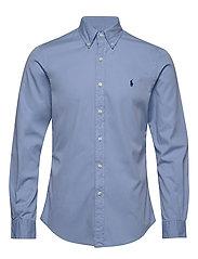 GD CHINO-SLBDPPCSPT - DRESS SHIRT BLUE