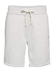 The Cabin Fleece Short - ANDOVER HEATHER