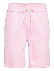 The Cabin Fleece Short - CARMEL PINK