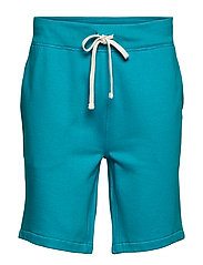 The Cabin Fleece Short - COVE BLUE