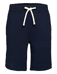 The Cabin Fleece Short - CRUISE NAVY