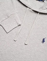 Polo Ralph Lauren - Cotton Mesh Hoodie - basic sweatshirts - andover heather/c - 2