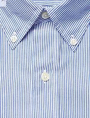 Polo Ralph Lauren - Custom Fit Poplin Shirt - podstawowe koszulki - 2866 blue/white h - 2