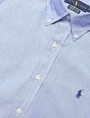 Polo Ralph Lauren - Custom Fit Poplin Shirt - podstawowe koszulki - 2866 blue/white h - 3