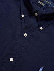 Polo Ralph Lauren - Custom Fit Poplin Shirt - basic shirts - newport navy - 2