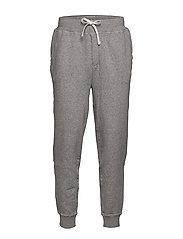 Garment-Dyed Fleece Pant - DARK VINTAGE HEAT