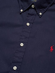 Polo Ralph Lauren - GD CHINO-SLBDPPCSSS - basic shirts - cruise navy - 3