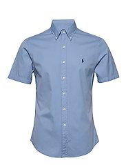GD CHINO-SLBDPPCSSS - DRESS SHIRT BLUE
