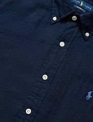 Polo Ralph Lauren - Custom Fit Double-Faced Shirt - basic shirts - cruise navy - 3