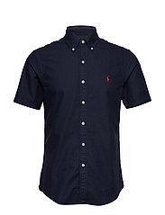 Slim Fit Oxford Shirt - RL NAVY