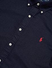Polo Ralph Lauren - Slim Fit Oxford Shirt - basic shirts - rl navy - 3
