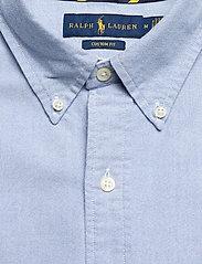 Polo Ralph Lauren - Custom Fit Oxford Shirt - basic shirts - bsr blue - 2