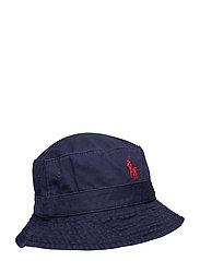 Cotton Chino Bucket Hat - NEWPORT NAVY
