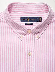Polo Ralph Lauren - OXFORD-SLBDPPCS - oxford shirts - 2600b rose pink/w - 2