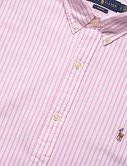 Polo Ralph Lauren - OXFORD-SLBDPPCS - oxford shirts - 2600b rose pink/w - 3