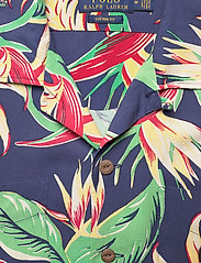 Polo Ralph Lauren - Custom Fit Floral Camp Shirt - short-sleeved shirts - 4822 paradise flo - 3