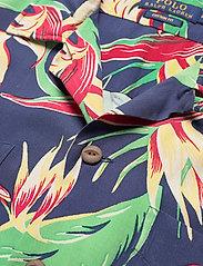 Polo Ralph Lauren - Custom Fit Floral Camp Shirt - short-sleeved shirts - 4822 paradise flo - 4