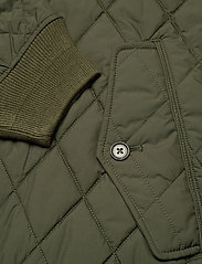 Polo Ralph Lauren - Water-Repellent Quilted Jacket - quilted jackets - company olive - 4