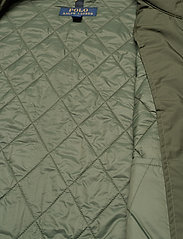 Polo Ralph Lauren - Water-Repellent Quilted Jacket - quilted jackets - company olive - 5