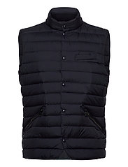 Water-Resistant Down Vest - COLLECTION NAVY