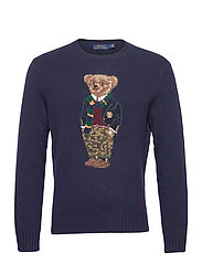 Preppy Bear Sweater - PREPPY BEAR