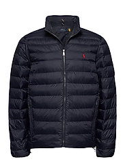 Packable Quilted Jacket - COLLECTION NAVY