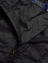 Polo Ralph Lauren - Packable Quilted Jacket - padded jackets - polo black - 4