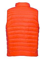 Polo Ralph Lauren - Packable Quilted Vest - westen - bittersweet - 7