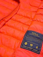 Polo Ralph Lauren - Packable Quilted Vest - westen - bittersweet - 4